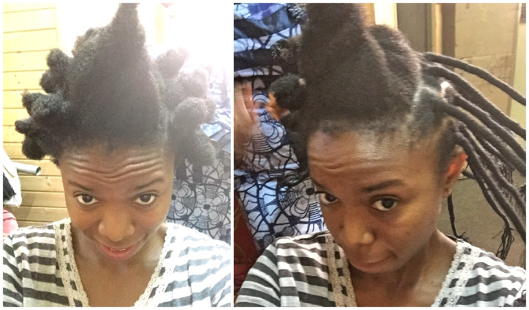 Stage 1 Of Koko Hairstyle African Hairstyles Hair Styles Hairstyle